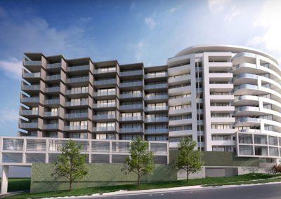 Doncaster Multi Storey Apartments